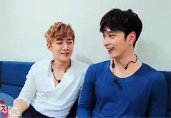 Watch and share By Jyujis GIFs and Chansung GIFs on Gfycat