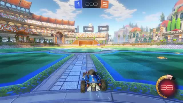 Watch and share Rocket League GIFs by aerowen69 on Gfycat
