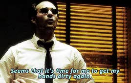 Watch knock yourself out, houdini. GIF on Gfycat. Discover more *, charliecoxedit, ctg, daredevil, daredeviledit, foggy nelson, i wonder how long he can keep his secret identity on the show, matt murdock, matt ur the worst, mattfoggy, mygifs, request GIFs on Gfycat
