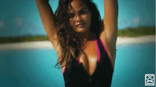 Watch Chrissy Teigen GIFs GIF on Gfycat. Discover more related GIFs on Gfycat