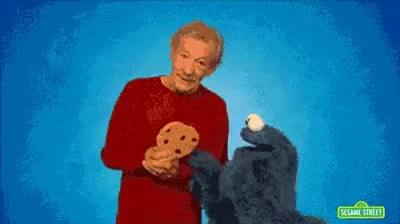 Watch and share Cookie Monster Meme GIFs on Gfycat