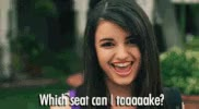 Watch and share Rebecca Black GIFs on Gfycat