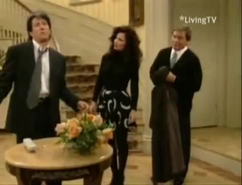 Watch this trending GIF on Gfycat. Discover more charles shaughnessy, dance, dancing, fran drescher, fran fine, maxwell sheffield, the nanny GIFs on Gfycat