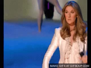 Watch and share Celine Dion Gangster GIFs on Gfycat