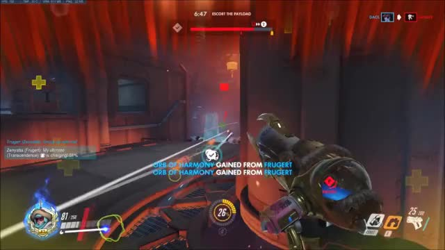 Watch and share Overwatch GIFs and Wall GIFs by Rady on Gfycat