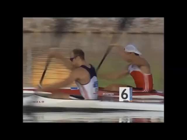 Sprint Kayak Technique
