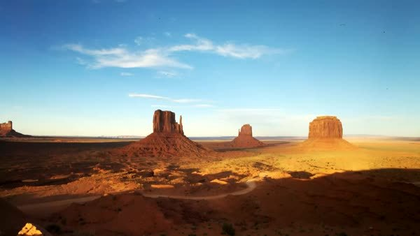 timelapsegifs, Monument Valley Sunset Time Lapse - May 2, 2014 GIFs
