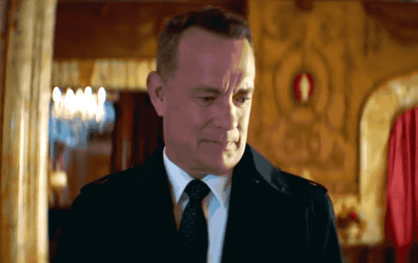 confused, dont, eye, funny, hanks, i, john, know, not, oliver, president, roll, sure, tom, tom hanks, Confused eye roll GIFs