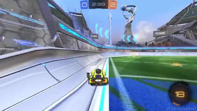Watch Rocket League* GIF on Gfycat. Discover more PS4share, Gaming, PlayStation 4, SD Infected, SDinfected, SHAREfactory™, Sony Interactive Entertainment, {eabf4441-77d9-46ba-b133-7e98eeca4b57} GIFs on Gfycat