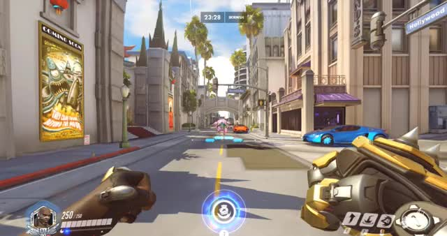 Watch and share Overwatch GIFs by cajadebotin on Gfycat