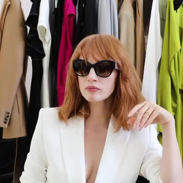 Watch and share Jessicachastain 20200419 204739 0 GIFs by shasvre on Gfycat