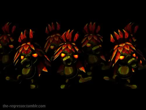Watch and share Majora's Mask 3d GIFs and Legend Of Zelda GIFs on Gfycat