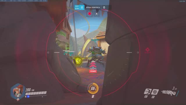 Watch and share Overwatch GIFs by alchemy0909 on Gfycat