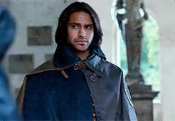 Watch and share Luke Pasqualino GIFs and The Musketeers GIFs on Gfycat