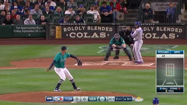 Watch and share Blue Jays GIFs and Baseball GIFs by cyberdawg on Gfycat