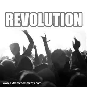 Watch and share Revolution GIFs on Gfycat