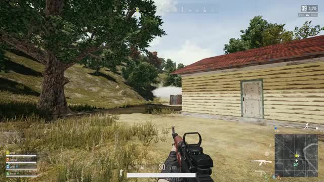 Watch and share Vlc-record-2018-03-28-23h18m49s-PLAYERUNKNOWN GIFs on Gfycat