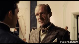 Watch and share Hail, Caesar! Movie CLIP - Would That It Were So Simple (2016) - Ralph Fiennes Movie HD GIFs on Gfycat
