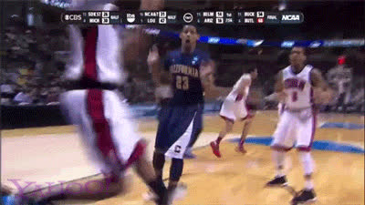 But hey! It's March Madness now! Which means college basketball kids GIFs