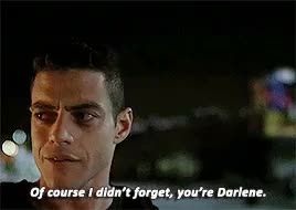 Watch and share Mr Robot Spoilers GIFs and Darlene Alderson GIFs on Gfycat