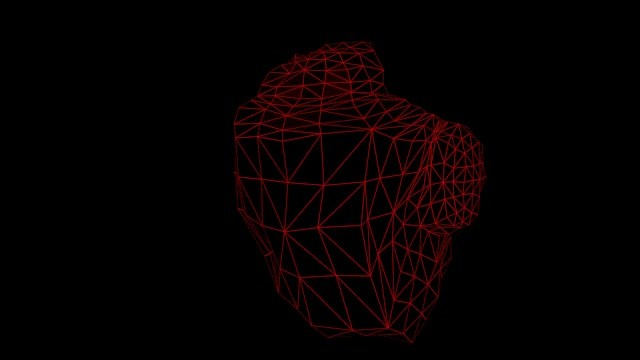daily3d, Digital Heart GIFs