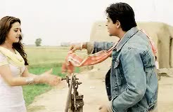 Watch and share Shahrukh Khan GIFs and Preity Zinta GIFs on Gfycat