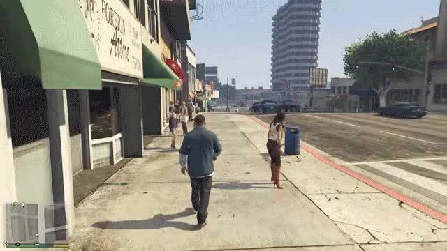 Watch and share Joyof GTAV Gif1 Alyse Stanley GIFs on Gfycat