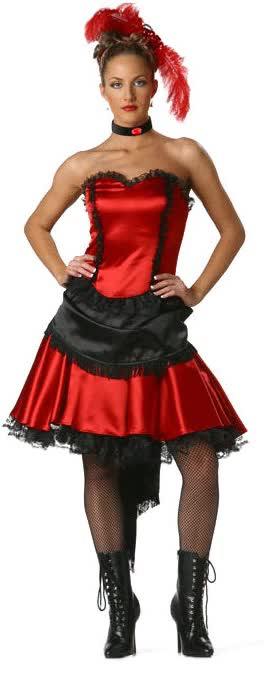 Watch and share Saloon Girl Costume Dress Large GIFs on Gfycat