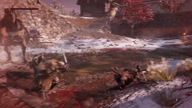 Watch and share Sekiro Ruch I Szybkosc GIFs by szymrad on Gfycat