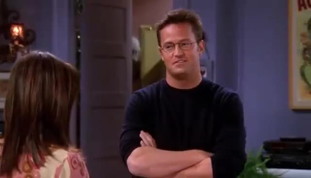 Watch this chandler GIF on Gfycat. Discover more chandler bing, friends, matthew perry GIFs on Gfycat