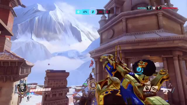 Watch this GIF by Gamer DVR (@xboxdvr) on Gfycat. Discover more OverwatchOriginsEdition, muchachada, xbox, xbox dvr, xbox one GIFs on Gfycat