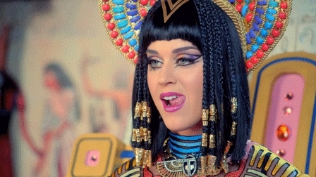 gfycatdepot, Katy Perry - Dark Horse [Music Video Egypt trap pop] 4MIC (reddit) GIFs