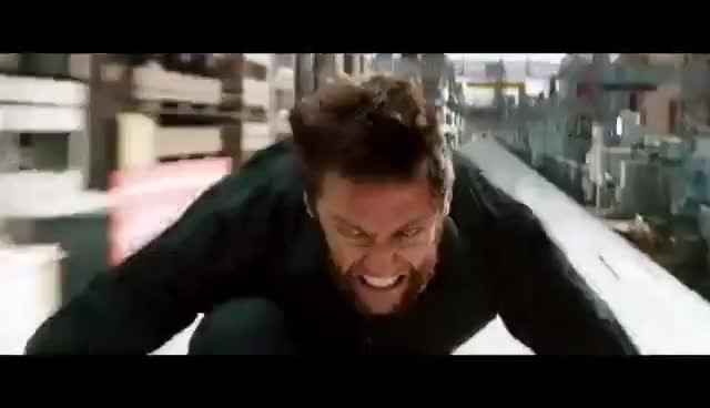 Watch and share Wolverine Attacks GIFs on Gfycat