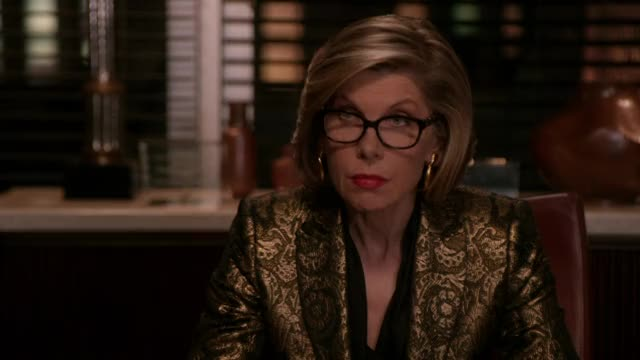 Watch and share Christine Baranski GIFs and Julianna Margulies GIFs by Remy Hadley on Gfycat