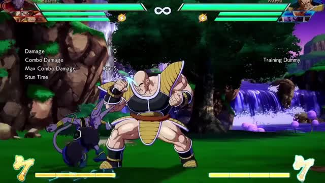 Watch and share DRAGON BALL FIGHTERZ (395) GIFs by bahptist on Gfycat