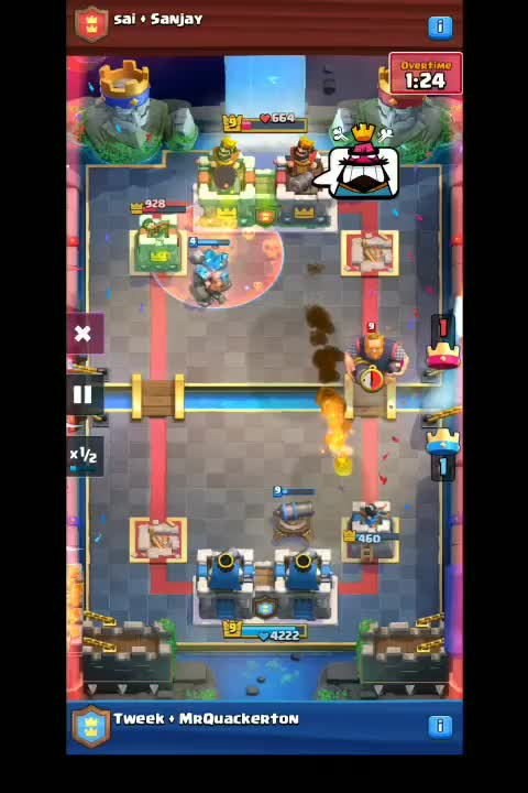 Watch and share Crl 2v2 15th Win GIFs on Gfycat