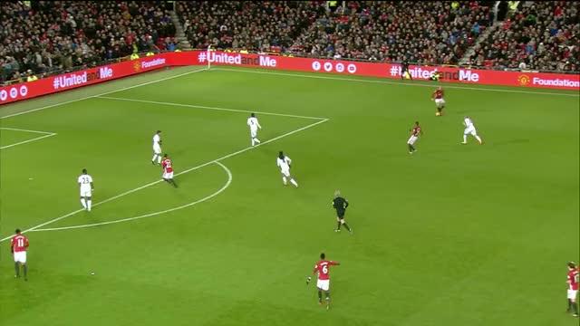 Watch and share Henrikh Mkhitaryan's Beautiful Scorpion Kick Goal (Manchester United V. Sunderland, December 2016) GIFs by nickbaker on Gfycat