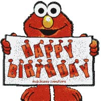 Watch and share Happy Birthday 62 animated stickers on Gfycat