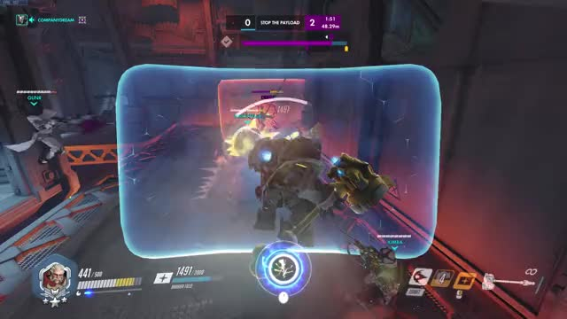 Watch and share Reinhardt GIFs and Highlight GIFs by OxKing8080 on Gfycat