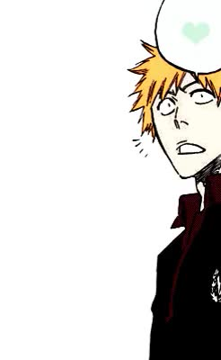 Watch and share Ichigo And Orihime GIFs and Otp For Life GIFs on Gfycat