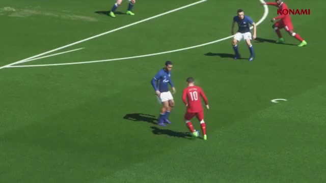 Watch and share Pes 2018 GIFs and Konami GIFs on Gfycat
