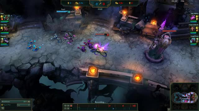Watch and share Laning Phase X1 GIFs by phemeth on Gfycat
