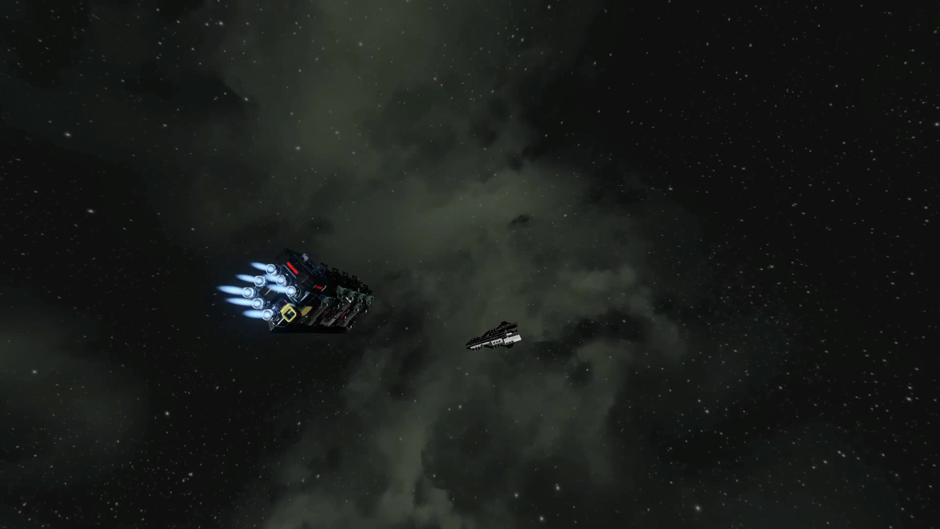 spaceengineers, Cluster Missiles GIFs