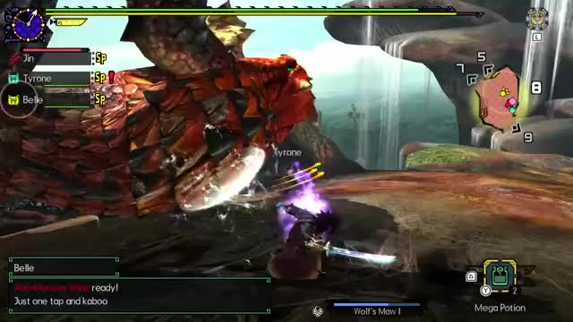 Watch and share Valor Dual Blades Insanity  GIFs by jianjhin on Gfycat