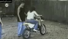 Watch and share Fail Motorcycle GIFs on Gfycat