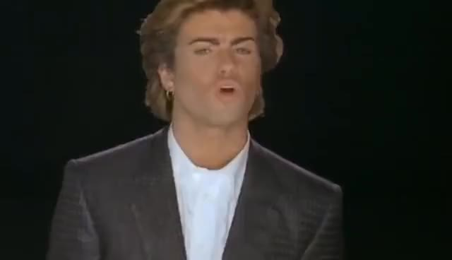 Watch and share George Michael GIFs on Gfycat