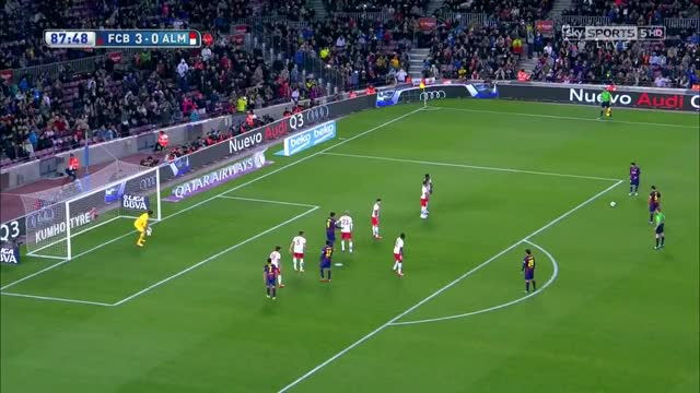 Watch and share Barcelona GIFs and Soccer GIFs by FIFPRO Stats on Gfycat