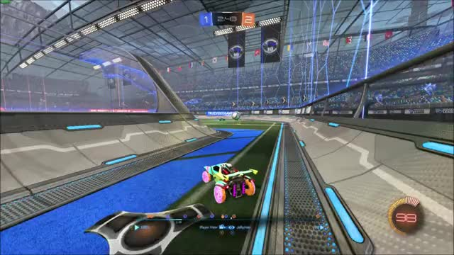 Watch pass GIF by @pnoyzz on Gfycat. Discover more RocketLeague GIFs on Gfycat