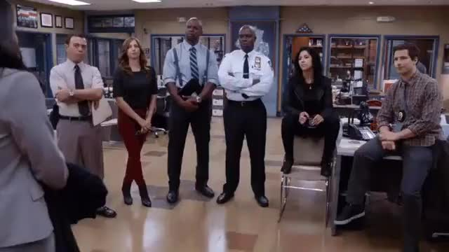 Watch and share Brooklyn Nine Nine GIFs and Brooklyn 99 GIFs on Gfycat