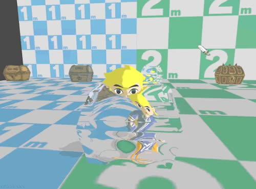 Watch 0.  || textures( `) ;funhouse mirror  GIF on Gfycat. Discover more animated, drivel, emulator adventures, gif, my edits, sorry that's what this has always reminded me of pfpfpf, wind waker, ||tloz, ||tloz||, ||ww, ||ww|| GIFs on Gfycat